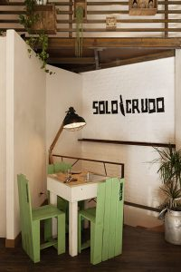 Solo Crudo Revolutionary Kitchen Roma 01