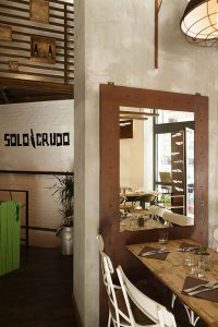 Solo Crudo Revolutionary Kitchen Roma 04
